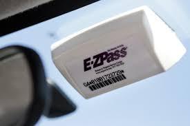 car E-Z pass