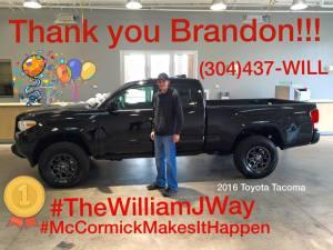 Brandon Harvey- Tacoma