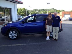 Brett and Tammy Kelly- RAV4