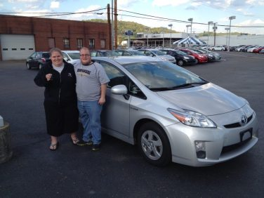 Gary and Amber Matty- Prius