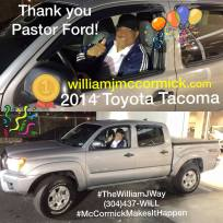 Gordon Ford- Tacoma
