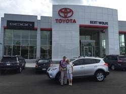 Margaret Beard and Leonard Shears -RAV4