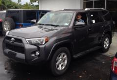 Mark Tincher -4Runner