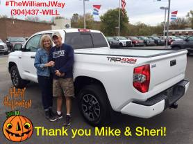 Mike and Sheri Richardson