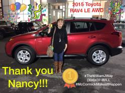 Nancy & James Turley- RAV4
