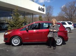 Terry & Martha Green's 2014 Ford C-Max