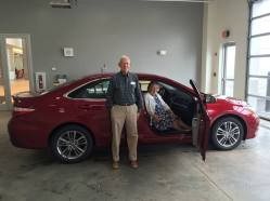 William and Kathryn Tolley -Camry